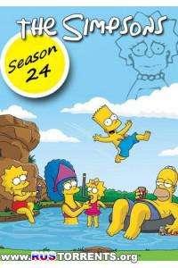 Симпсоны (24 сезон) | WEBDLRip | Nice-Media