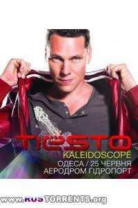 Tiesto - Kaleidoscope World Tour @ Odessa, Open-Air