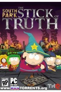 South Park: Stick of Truth [v 1.0.1380 + DLC] | PC | Steam-Rip от R.G. Игроманы