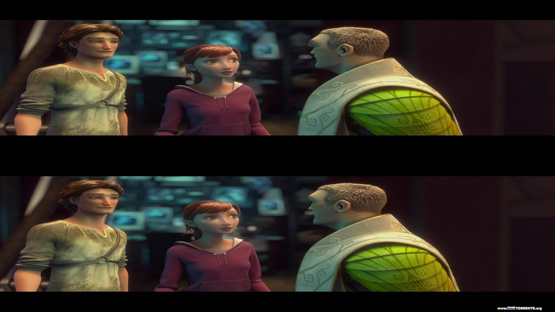 Эпик   BDRip 1080p   3D-Video   Лицензия