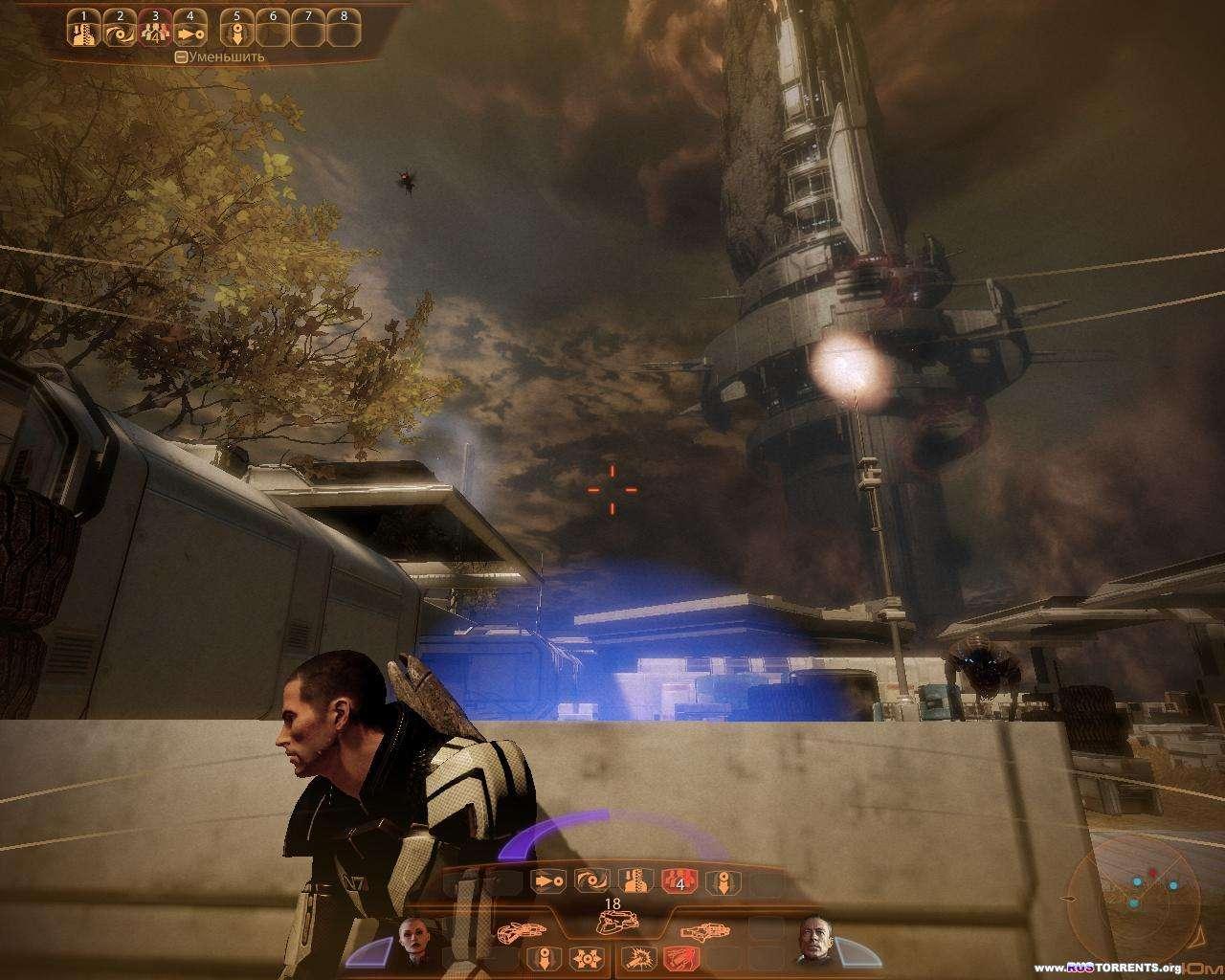 Mass Effect 2 + 24 DLC | RePack