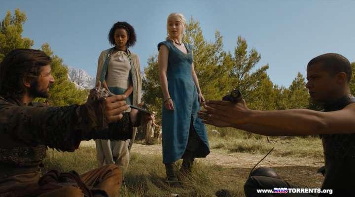 Игра престолов [04 сезон: 01-10 серии из 10] | HDTVRip | FOX