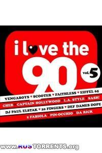 VA - I Love The 90s vol. 5