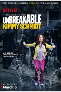 Несгибаемая Кимми Шмидт [S01] | WEBRip | NewStudio
