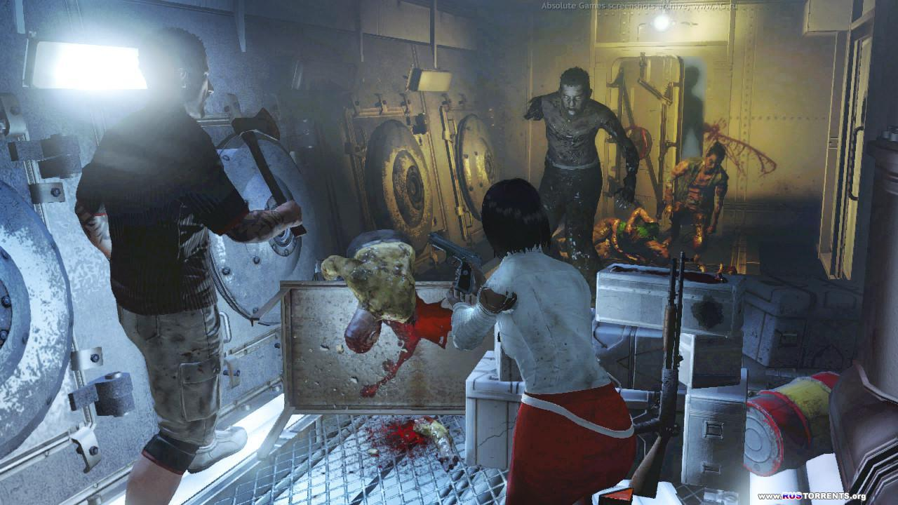 Dead Island: Riptide+ DLC [RePack, RUS/ENG] от =Чувак=