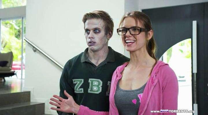 Студентка и зомбяк-укурыш | HDRip | L2