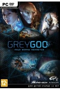 Grey Goo [Update 2] | PC | RePack от R.G. Механики