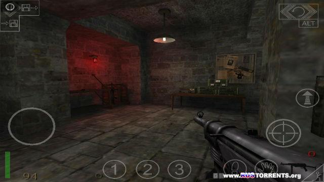 Return to castle Wolfenstein v.2.11 | Android