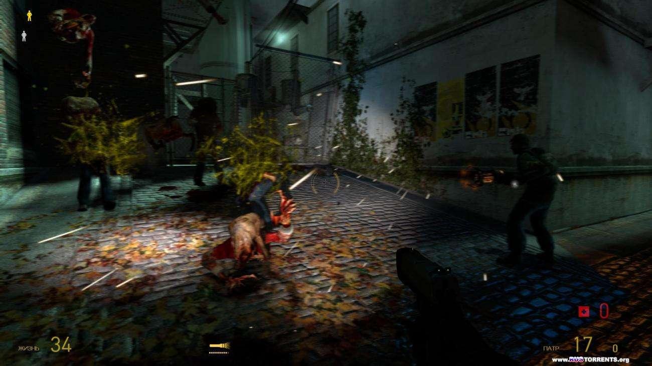 Half-Life 2 Trilogy Coop | PC | RePack от Coop-Land