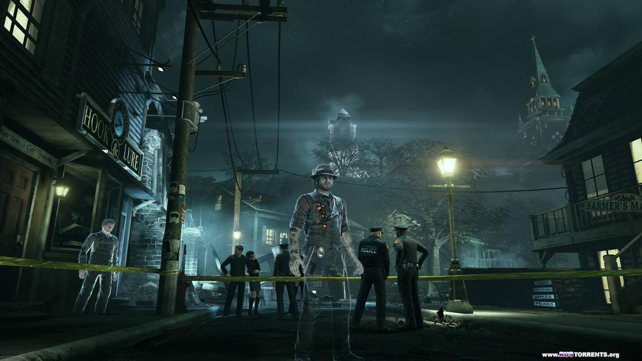 Murdered: Soul Suspect | PC | Steam-Rip от R.G. GameWorks
