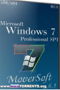 Windows 7 Professional SP1 x86/x64 MoverSoft