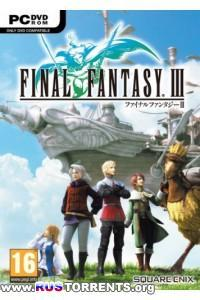 Final Fantasy III | PC | RePack от R.G. Games