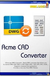 Acme CAD Converter 2015 8.6.7.1430 DC 05.02.2015 RePack (& Portable) by AlekseyPopovv