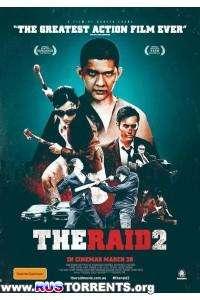 Рейд 2 | DVD9 | Лицензия