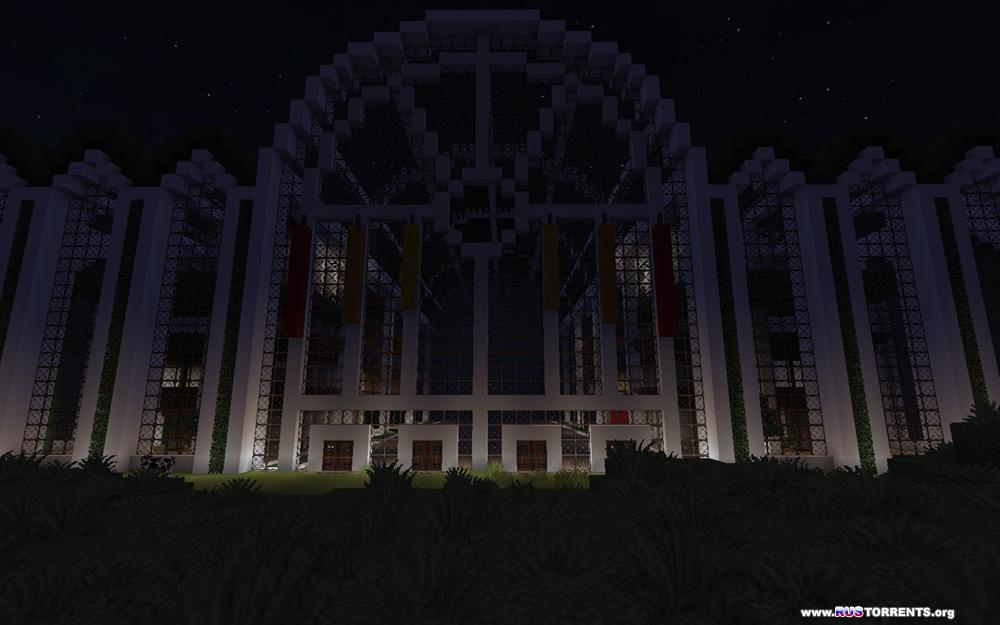Minecraft 1.4.7 - Сервер Mineprime