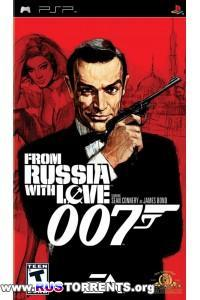 James Bond 007: From Russia With Love | PSP