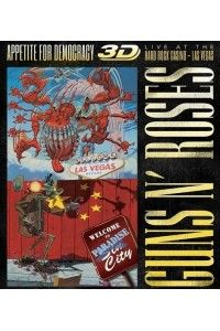 Guns N' Roses -Appetite For Democracy - Live At The Hard Rock Casino - Las Vegas (2CD)  | MP3