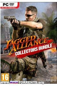 Jagged Alliance: Collectors Bundle | Лицензия