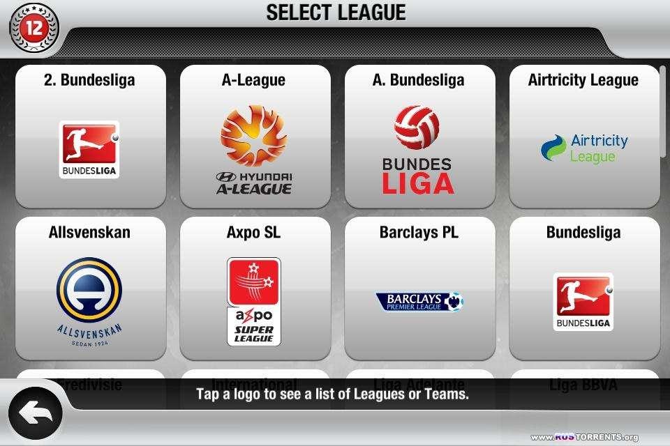 FIFA 12 EASPORTS v 1.3.87 Offline | Android
