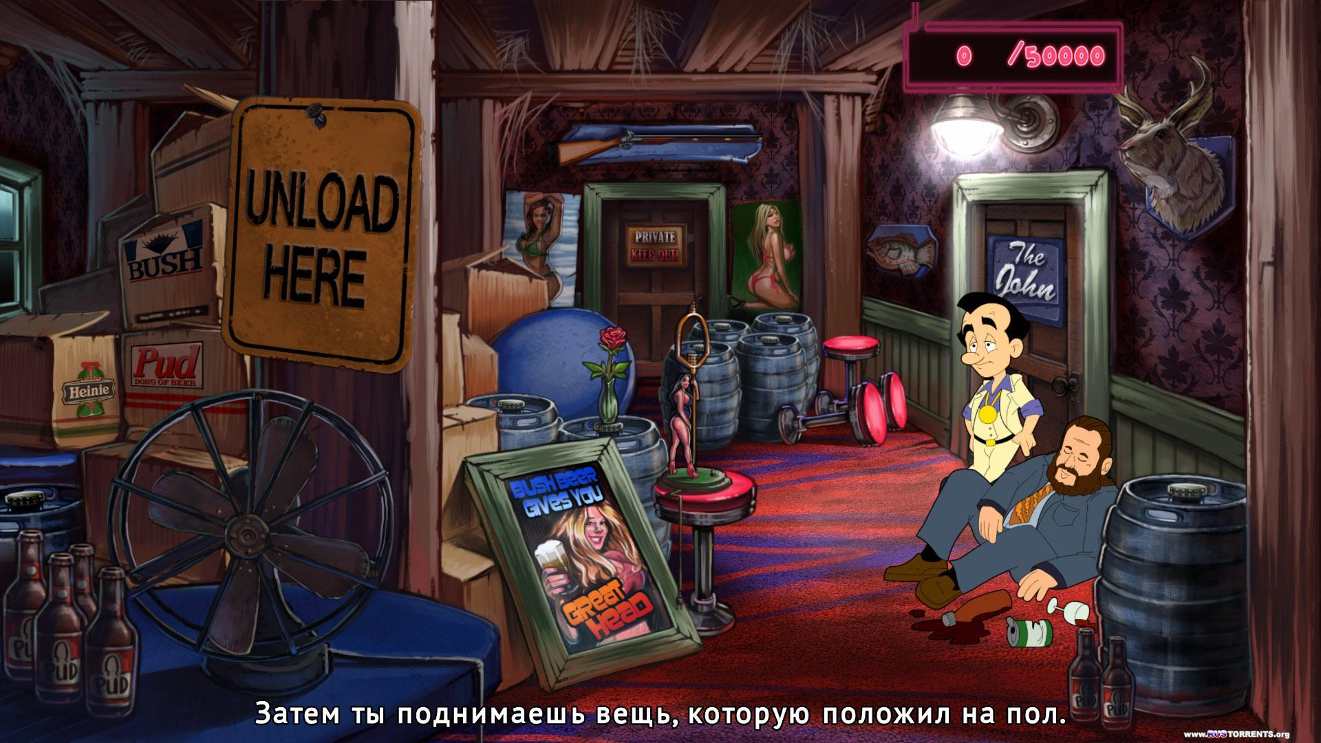 Leisure Suit Larry: Reloaded | PC | RePack от R.G. Механики