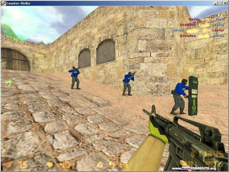 counter-strike 1.6 navi | PC