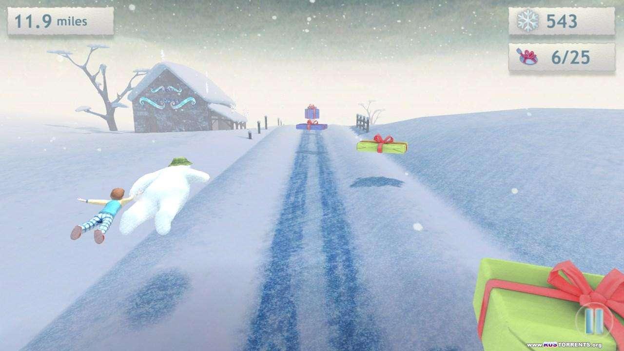 Снеговик и Снегопёс | Android