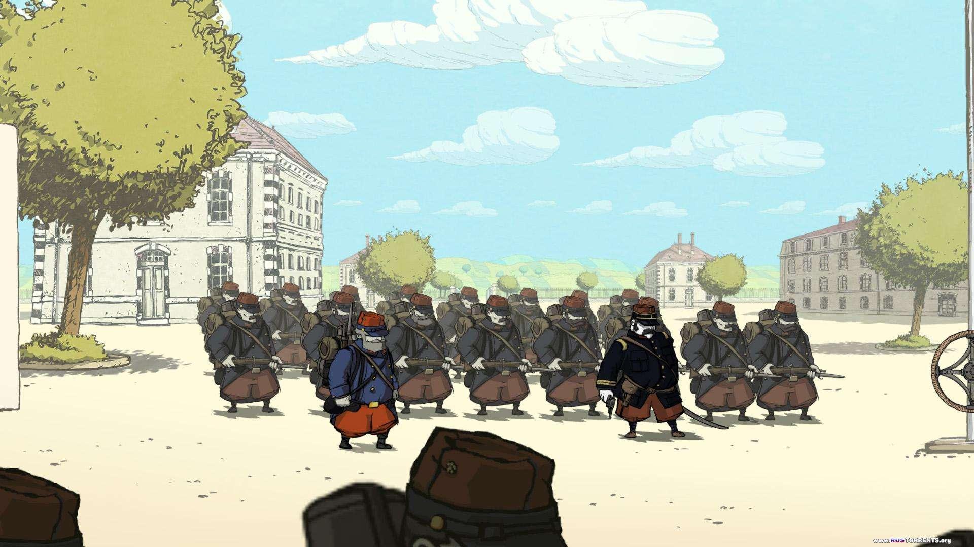 Valiant Hearts: The Great War | РС | Steam-Rip от R.G. Игроманы