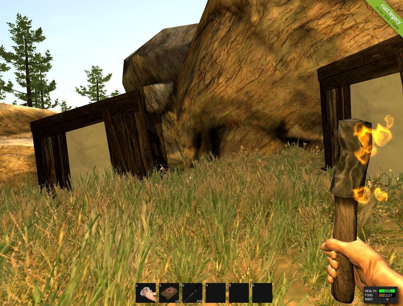 Rust Legacy [v1169] | PC | RePack от R.G. Alkad