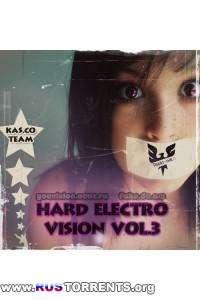 VA - Hard Electro Vision vol.3
