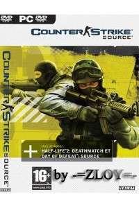 Counter-Strike Source v1.0.0.74 + Автообновление (No-Steam) | PC