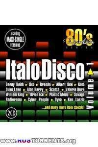 VA - 80's Revolution - Italo Disco Volume 1-5