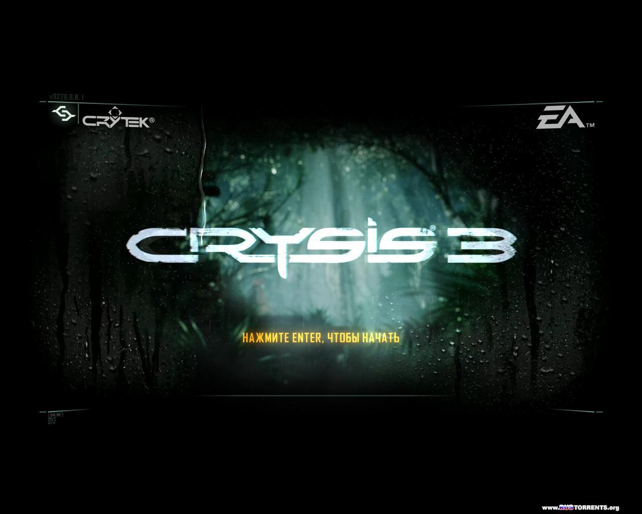 Crysis® 3: Hunter Edition (RUS/ENG/POL) (Electronic Arts) [L|Origin-Rip]
