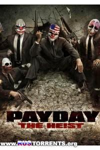 Payday: The Heist | PC | Repack от R.G.Catalyst