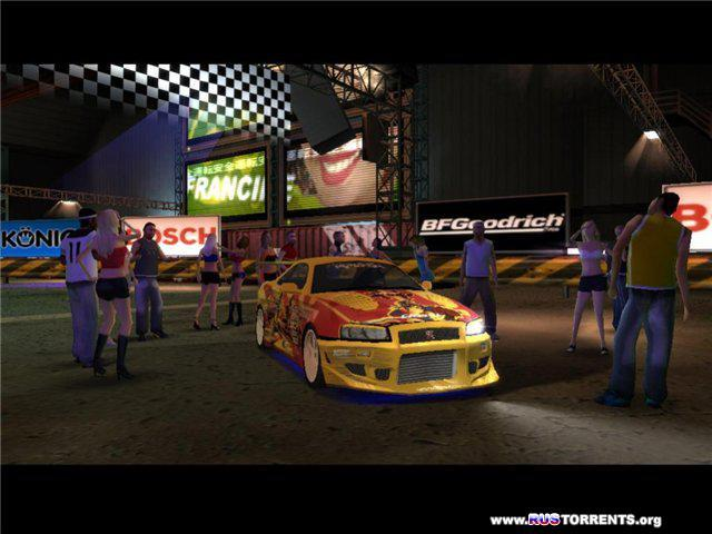 Street Racing Syndicate | PC