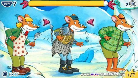 Geronimo Stilton: Return to the Kingdom of Fantasy |