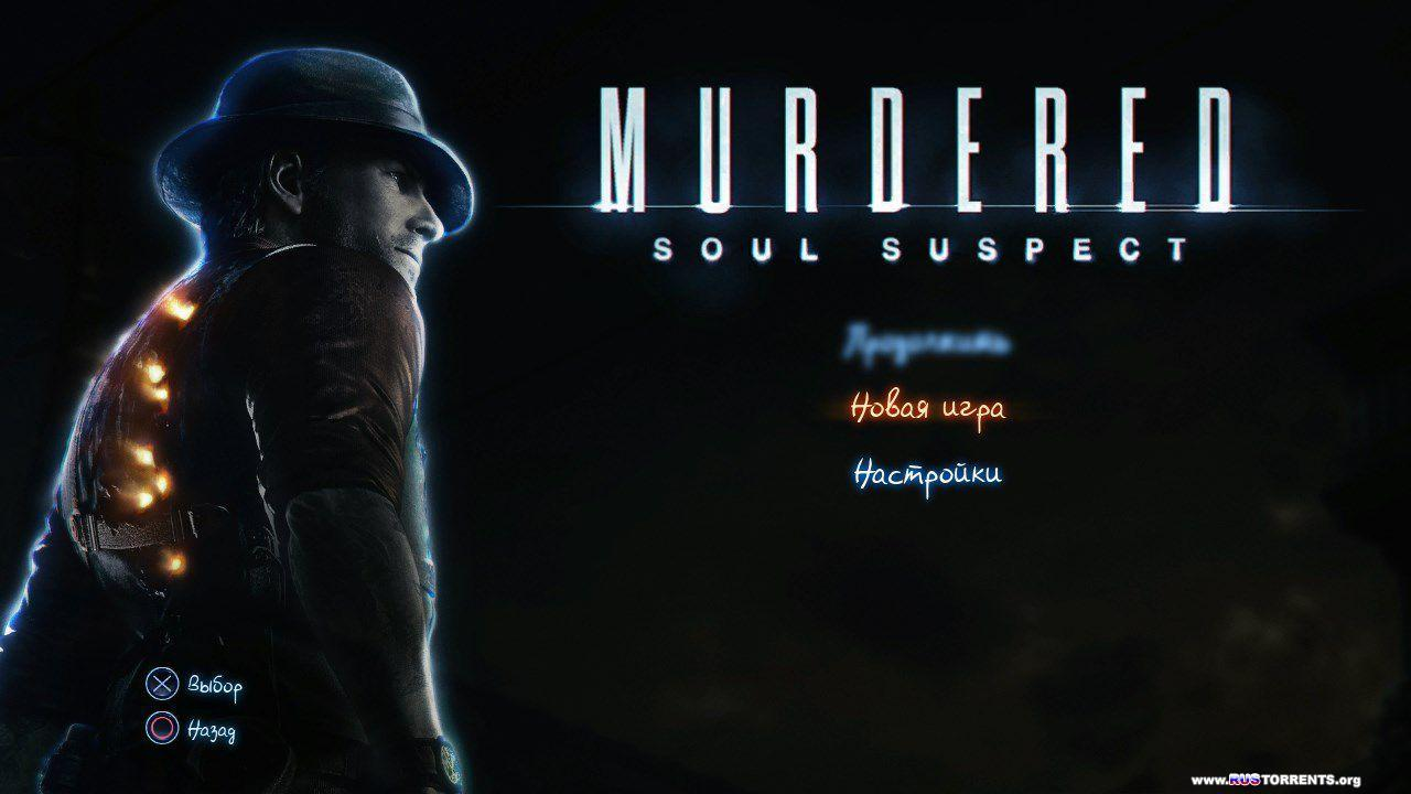 Murdered: Soul Suspect | PS3 | RePack от Afd