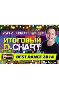 Сборник - Итоговый D-чарт DFM [Top 50] | MP3