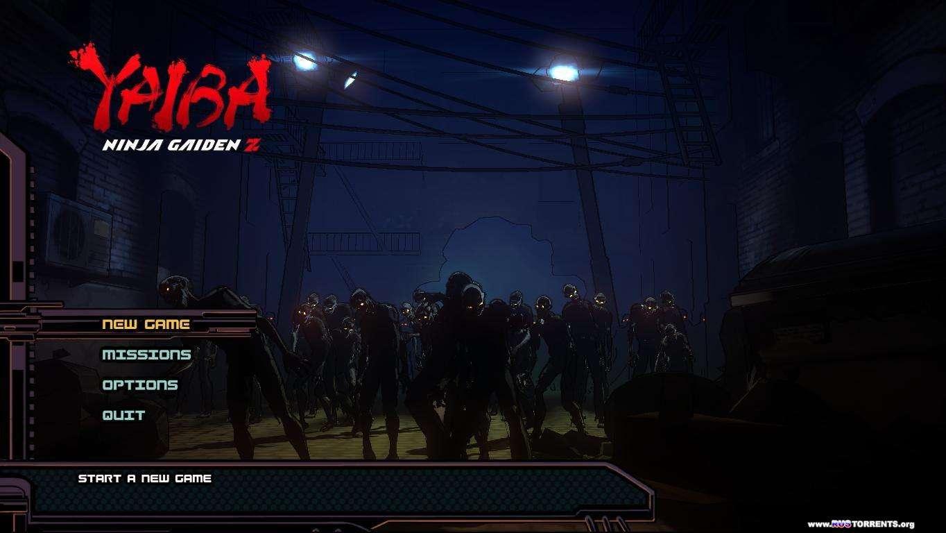 Yaiba: Ninja Gaiden Z | PC | Repack �� Audioslave