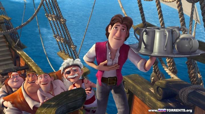 Феи: Загадка пиратского острова | HDRip | Лицензия