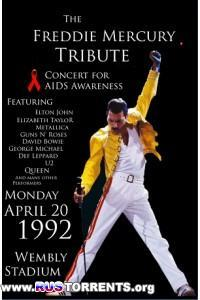 Queen - The Freddie Mercury Tribute Concert | DVDRip