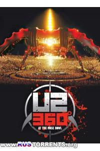 U2 - 360° At The Rose Bowl