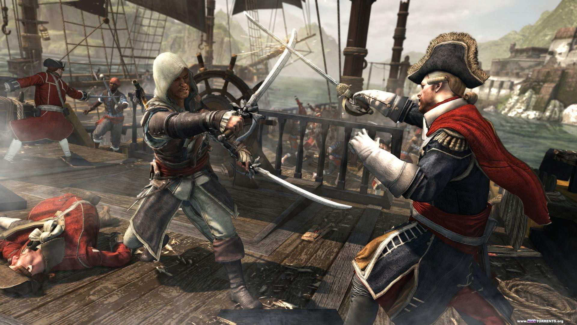 Assassin's Creed IV: Black Flag Gold Edition | PC | Лицензия