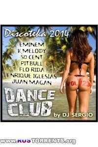 VA - Дискотека 2014 Dance Club Vol. 123