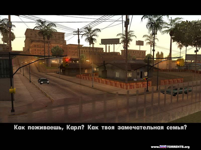 Grand Theft Auto: San Andreas | PS3