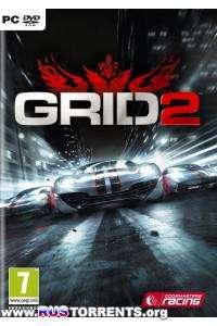 GRID 2 + 4 DLC (v.1.0.82.5097) | RePack от =Чувак=