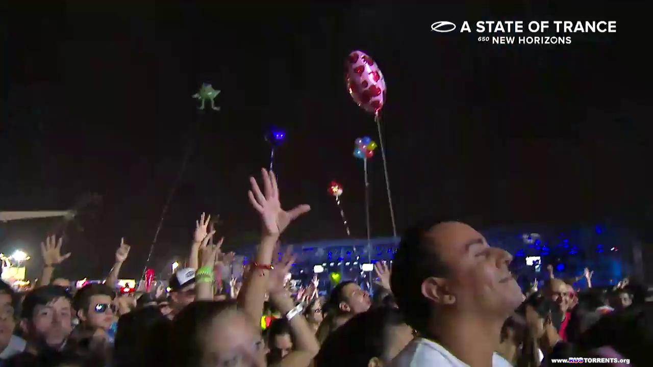 VA - A State Of Trance 650 (Mainstage, Buenos Aires, Argentina) | WEB-DLRip
