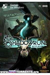 Shadowrun Returns - Deluxe Editon [v 1.1.2]   RePack от xatab