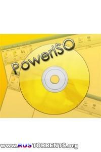 PowerISO 6.0 | PC | + Portable