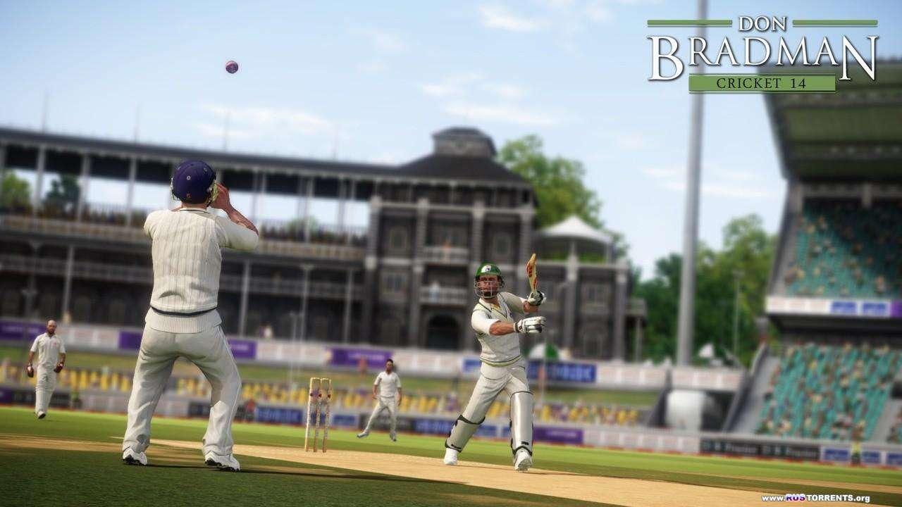 Don Bradman Cricket 14 | РС | Лицензия