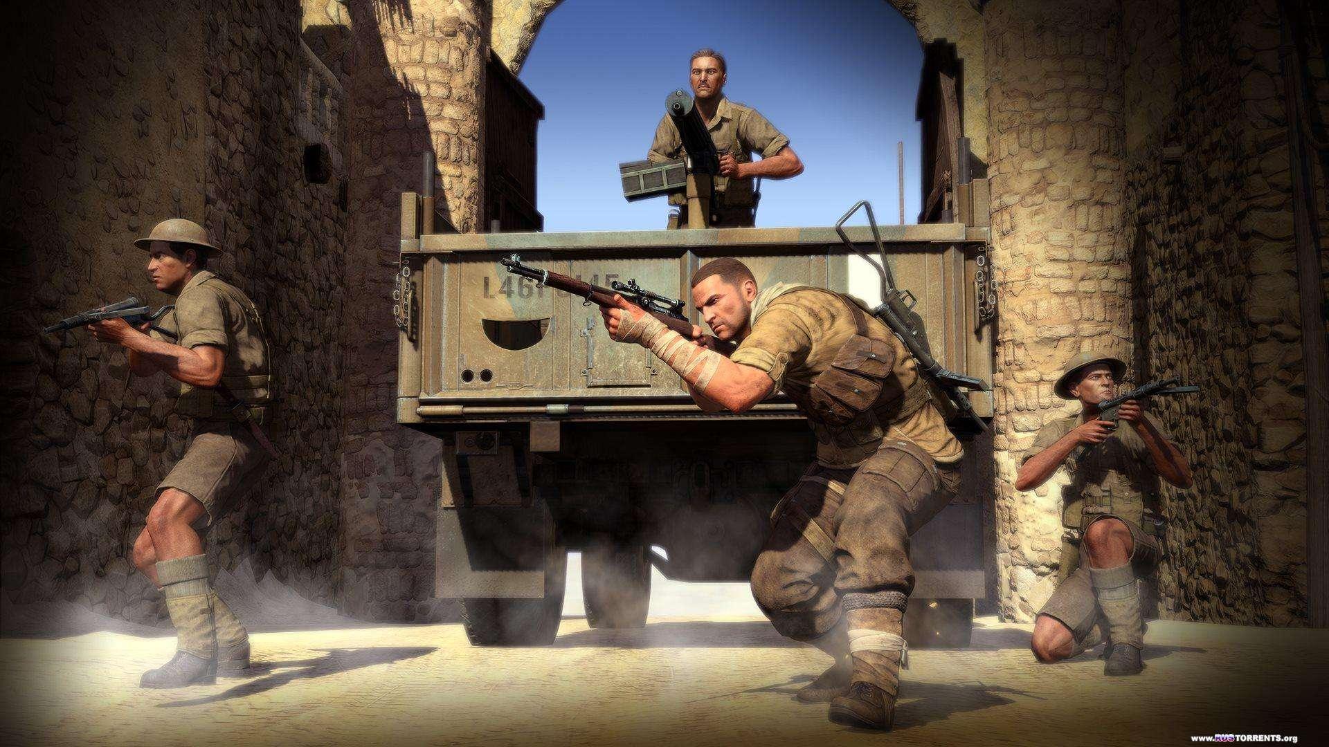 Sniper Elite 3 [+ 4 DLC] | PC | RePack �� WestMore
